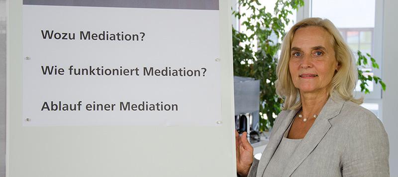 Manuela Schurk-Balles Wirtschaftsmediatorin